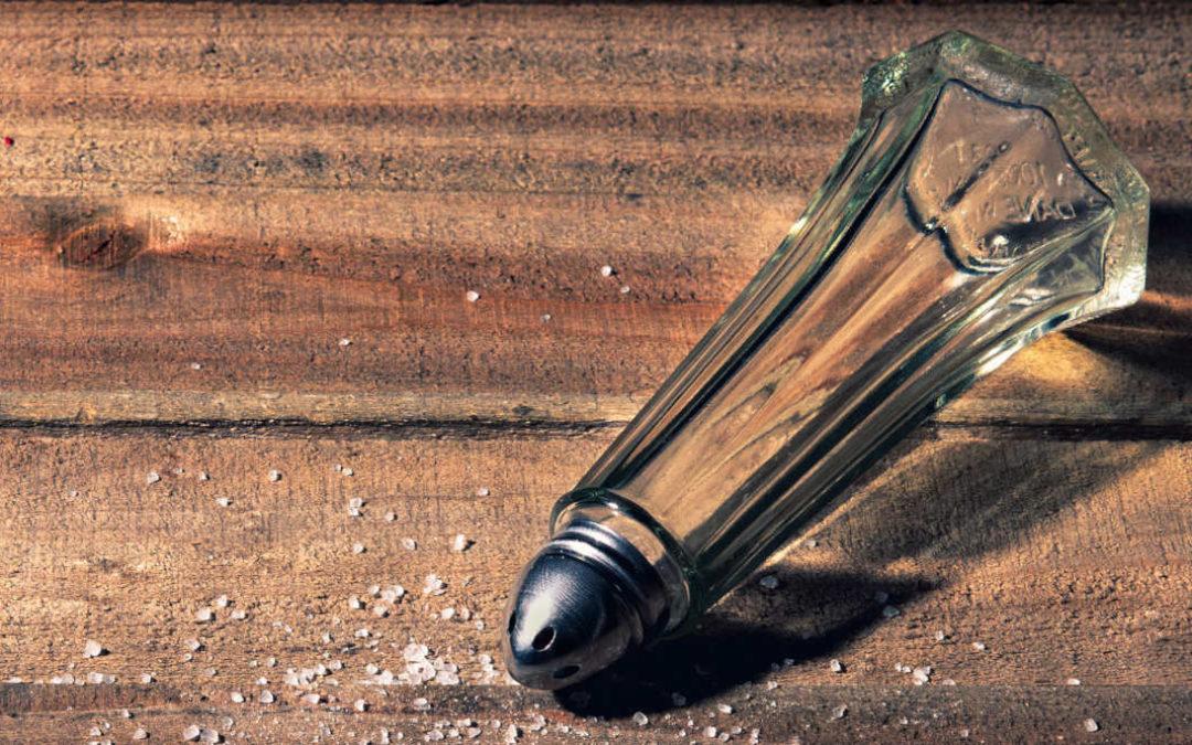 Gesünder ohne Salz