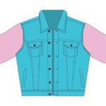 Schlanker mit der optimalen Jacke