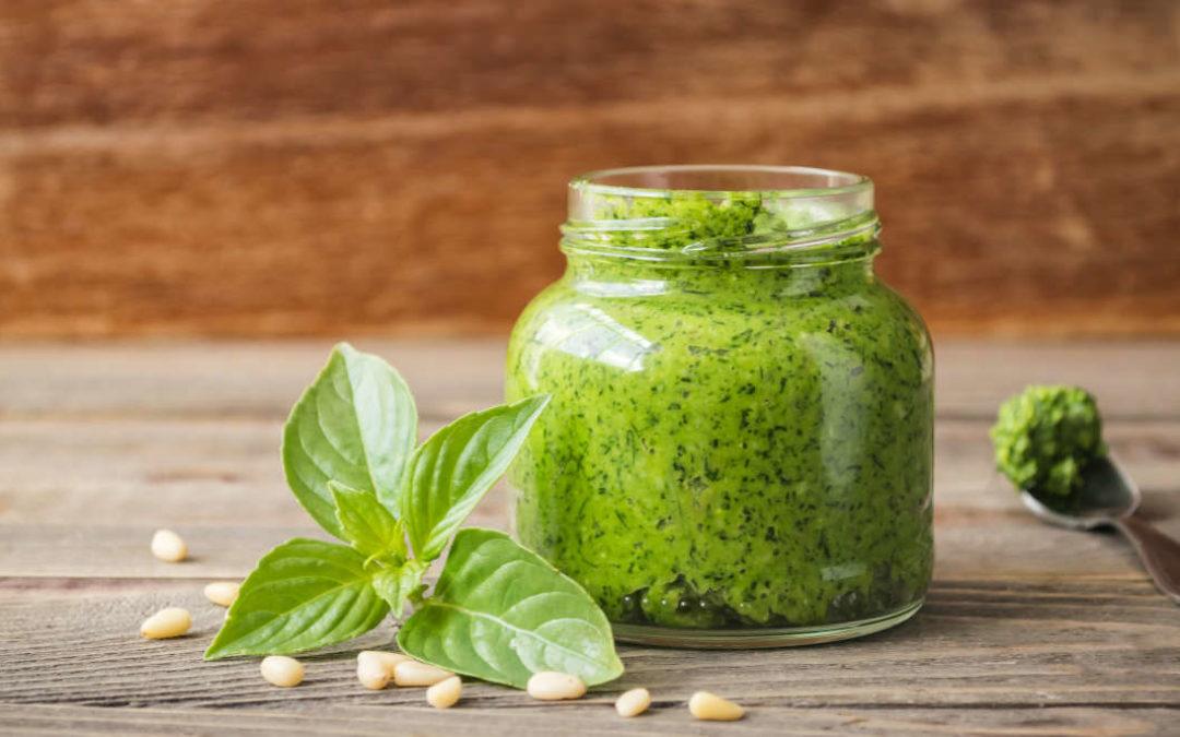 Pesto-Rezepte mal ganz anders