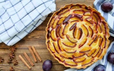 Pflaumen – Kuchenstars und Vitaminbomben