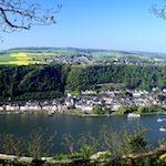 Leser-Wandertage am Rheinsteig