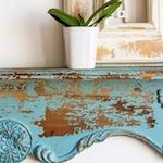 Möbel im Shabby-Schick selbst gestalten