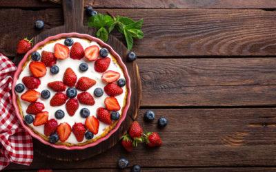 Erdbeertorte – Unser Rezept für den Frühling