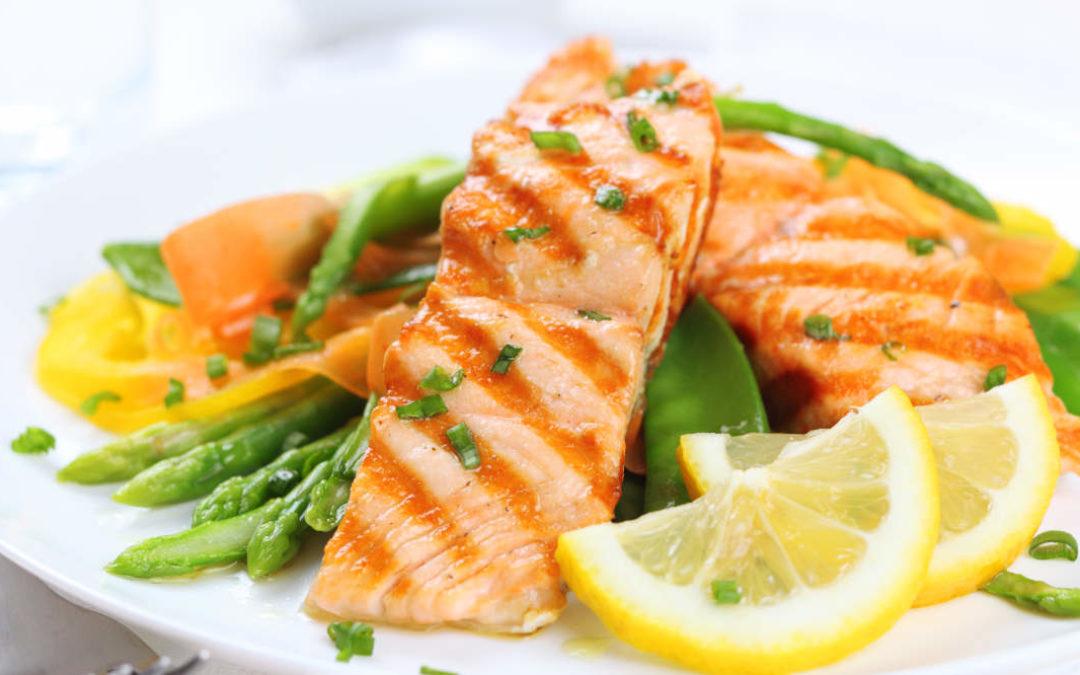 Fisch stärkt das Gehirn – Unsere Sommer-Rezepte