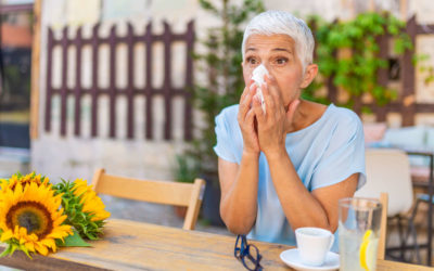 Pollenflug erhöht Risiko für Corona-Ansteckung