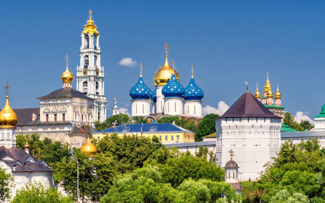 Leserreise Moskau und der Goldene Ring