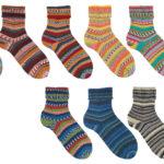 Socken stricken: Schritt-für-Schritt-Anleitung
