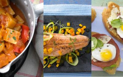 Reizdarm-Ernährungsplan – Donnerstag