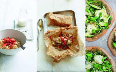 Reizdarm-Ernährungsplan –Montag