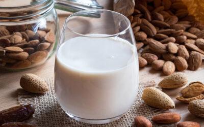 Milch-Alternative: Mandeldrink selbst herstellen