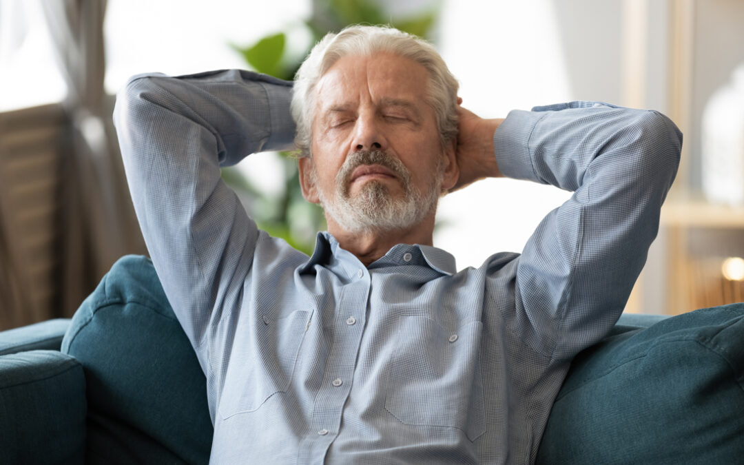 Paare 50+: Tickt bei Männern die Uhr schneller?