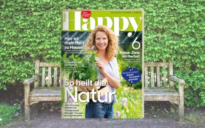 Sonderheft Happy – So heilt die Natur